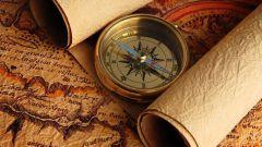 Как выглядит компас