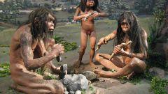Как питались древние люди