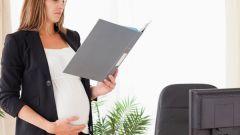 Чем отличается график работы беременной