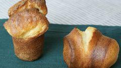 Как приготовить сырные булочки «Поповеры»