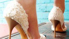 Советы невесте: как выбрать туфли на свадьбу