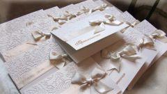 Приглашения на свадьбу – оригинальные идеи