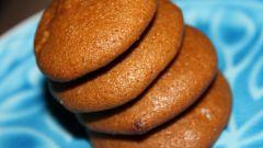 Готовим имбирные печенюшки