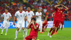 Как сборная Испании за два матча провалила мундиаль в Бразилии
