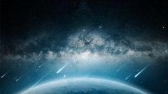 Что такое метеоритный дождь