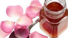 Как сделать медово-розовый лосьон для тела