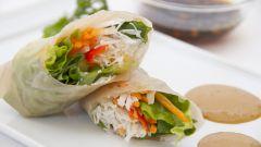 Spring rolls: cooking secrets