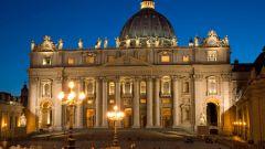 Итальянские достопримечательности: Собор Святого Петра в Риме