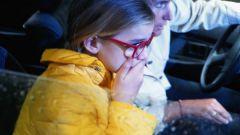 Как помочь ребенку при укачивании