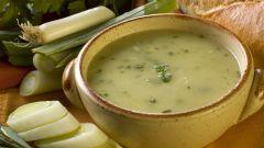 Луковый суп в горшочке
