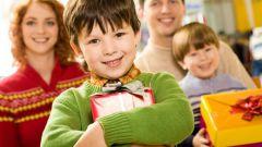 Что подарить ребенку 4 лет на День рождения
