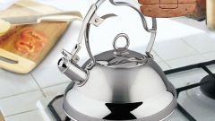How to clean stainless steel kettle from scale