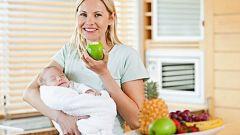 Какие фрукты можно есть кормящим матерям