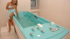 Польза минеральных ванн