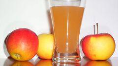 Как консервировать яблочный сок