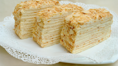 Как приготовить классический торт