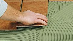Как выбрать плиточный клей