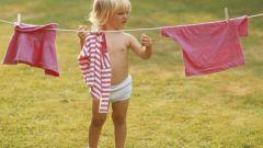 Как подобрать детский стиральный порошок