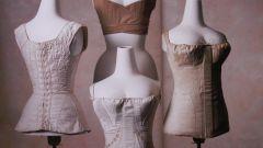 Почему вышли из моды корсеты , которыми затягивались дамы ...