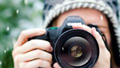 Что такое фотосъёмка