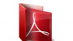 Как создать документ в Adobe Reader 9