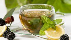 Как похудеть с помощью чая