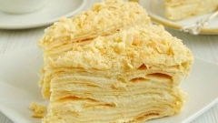 What is different about the puff pastry yeast from yeast-free