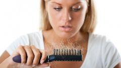 Выпадение волос из-за депрессии