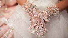 Что нужно знать о свадебных перчатках