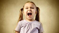 Детские требования и капризы