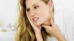 Как уменьшить боль в горле быстро