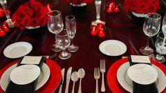 Как оформить свадьбу в красном цвете