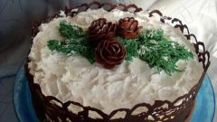 Как приготовить торт