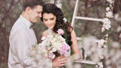 Идеи для фотосессии весенней свадьбы