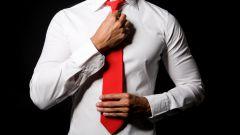 Как выбрать подходящий галстук