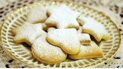 Как приготовить печенье с папайей