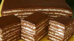 Оригинальный рецепт орехового торта