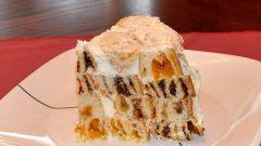 Как приготовить торт «Трухлявый пень»