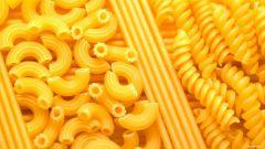 Как рассчитать калорийность макарон