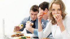 Как исключить перекусы