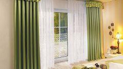 Как рассчитать метраж ткани для штор