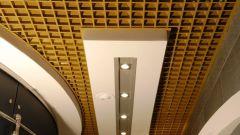 Как облегчить потолочное перекрытие