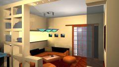 Как зонировать комнату