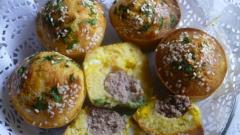 Как приготовить мясные булочки