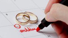 Как все успеть к свадьбе