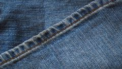 How to sew a vest out of jeans
