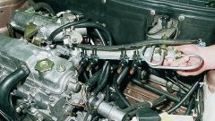 How to check the injectors VAZ 2110