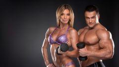Как правильно накачать мускулы