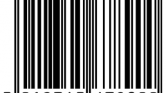 What are the bar codes of all countries