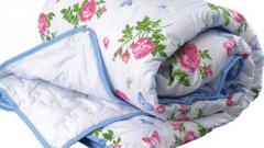 Какое одеяло лучше всего летом